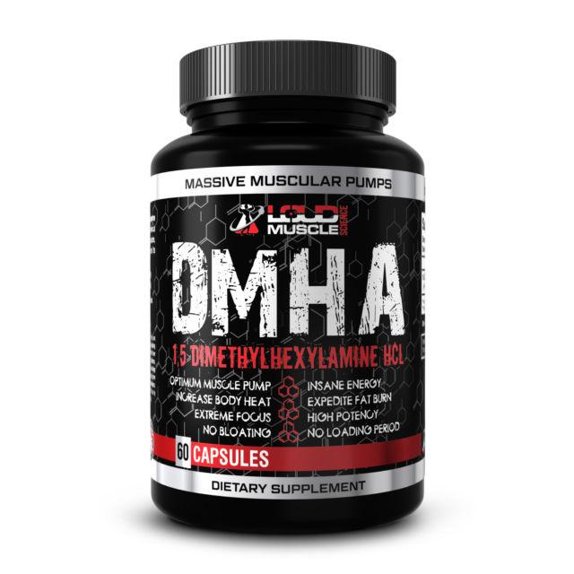 DMHA  или Октодрин