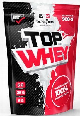 Протеин Dr Hoffman Top Whey 900 гр