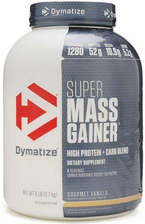 Гейнер Dymatize Super Mass Gainer 2700 гр