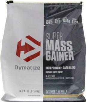 Гейнер Dymatize Super Mass Gainer 4500 гр