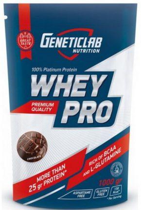 Протеин Geneticlab Whey Pro 1000 гр