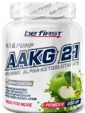 Be First Arginine AKG 2:1 AAKG powder 200 гр
