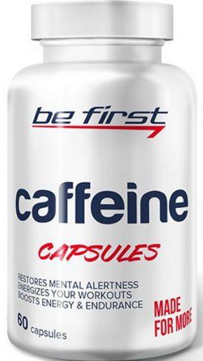 Be First Caffeine 60 капсул