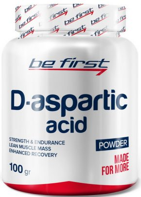 Be First D-Aspartic Acid 100 гр
