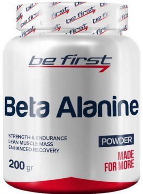 Be First Beta Alanine 200 гр