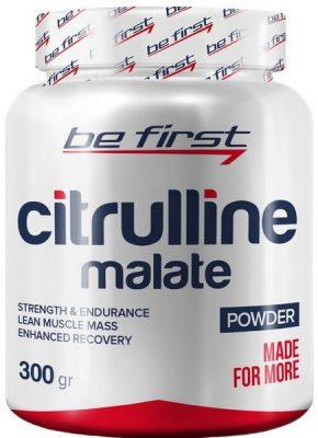 Citrulline Malate Be First 300 гр