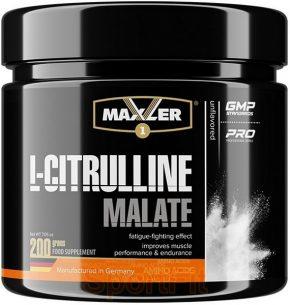 Citrulline Malate Maxler 200 гр