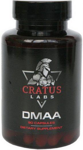 Cratus Labs DMAA 90 капсул