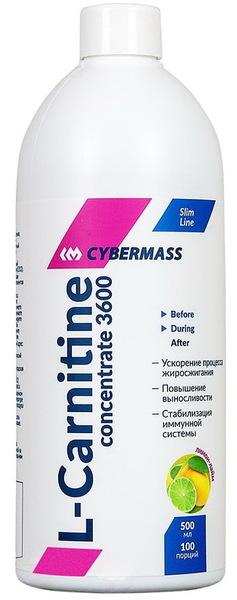 Л-карнитин Cybermass 500 мл