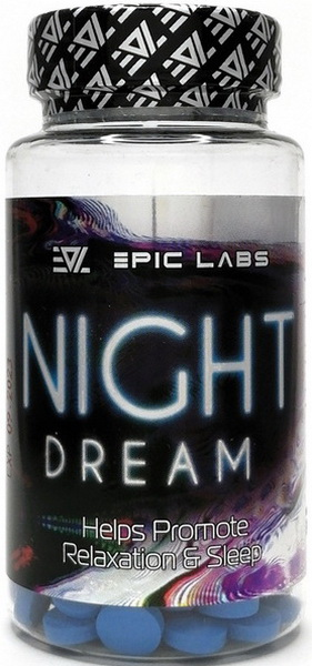Epic Labs Night Dream 60 капсул