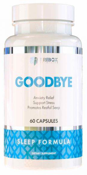 FireBox Nutrition GoodBye Sleep Formula 60 капсул