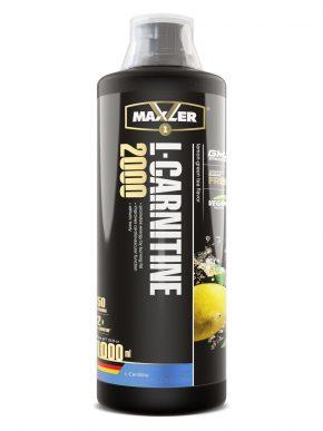 L-Carnitine 2000 Maxler 1000 мл