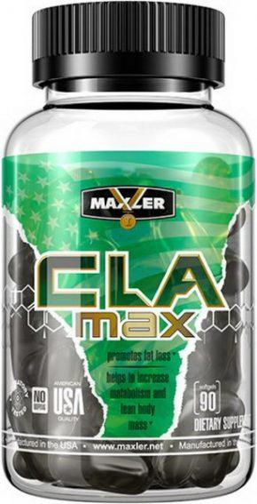 Maxler CLA max 90 капсул