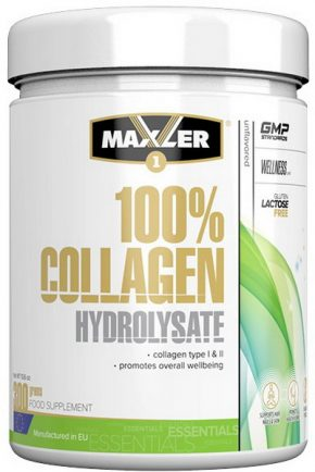 Maxler 100% Collagen Hydrolysate 300 гр