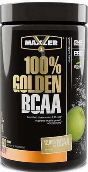 Maxler 100% Golden BCAA 420 гр