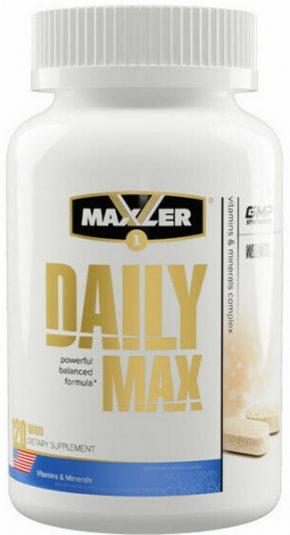Витамины Maxler Daily Max 120 таблеток