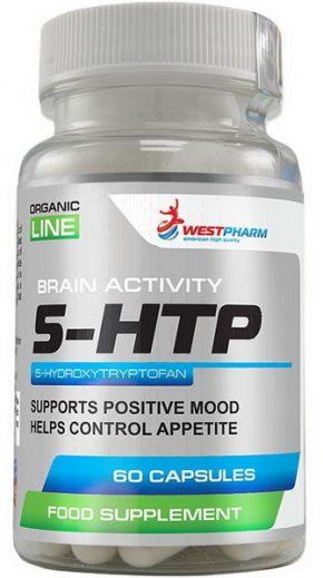 WestPharm 5-HTP 100 мг 60 капсул
