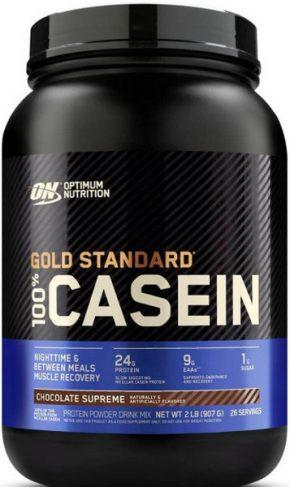 100% Casein Protein Optimum Nutrition 900 гр