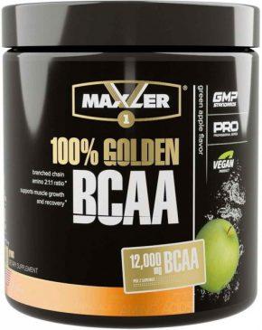 Maxler 100% Golden BCAA 210 гр