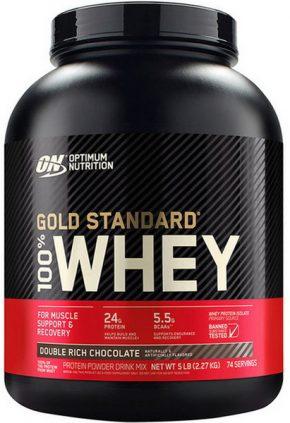 Протеин 100% Whey Gold Standard 2270 гр