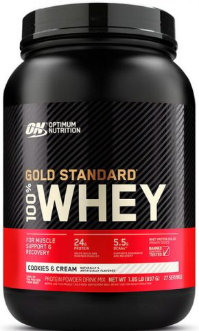 Протеин ON 100% Whey Gold Standard 900 гр