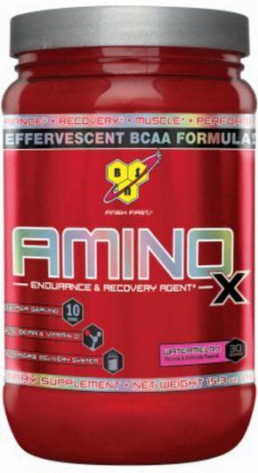 BCAA BSN Amino X 435 гр