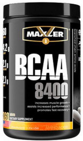 BCAA Maxler 8400 360 таблеток