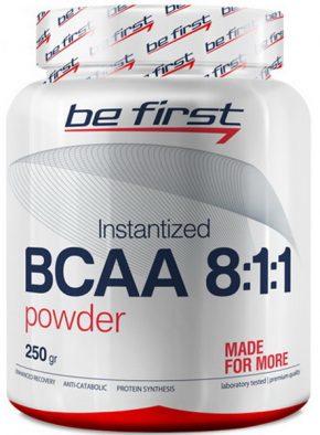 Be First 8:1:1 BCAA 250 гр