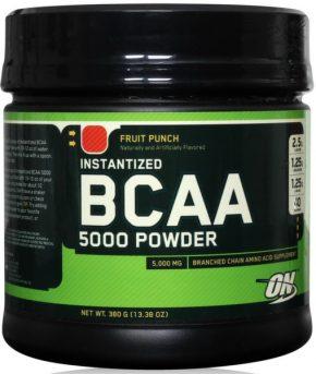 BCAA Optimum Nutrition 5000 Powder 380 гр