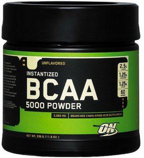 BCAA Optimum Nutrition 5000 Powder 345 гр
