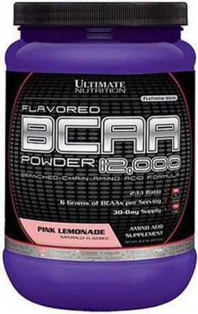 Ultimate Nutrition 12000 BCAA 228 gr
