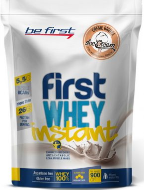 Протеин Be First First Whey Instant 900 гр