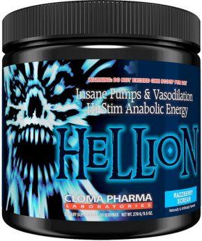 Cloma Pharma Helion 270 гр