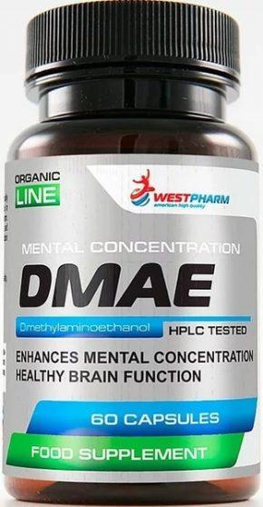 WestPharm DMAE 250 мг 60 капсул