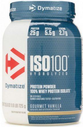 Dymatize Nutrition ISO-100 725 гр