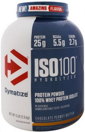 Dymatize Nutrition ISO-100 2275 гр