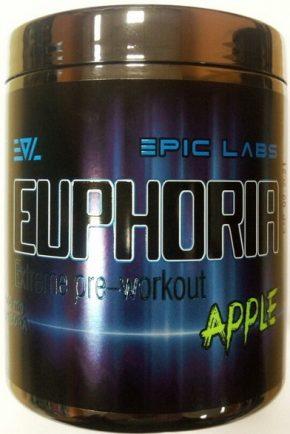 Предтренировочный комплекс Euphoria Epic Labs