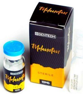 Меланотан 2 Gentech 10 мг