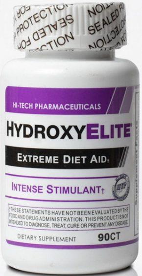 Жиросжигатель HydroxyElite 90 капсул