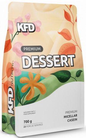 Казеиновый протеин Premium Dessert KFD 700 гр