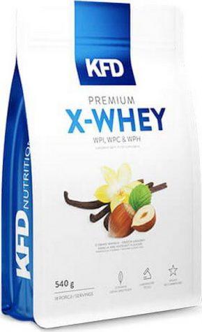 Протеин KFD Premium X-Whey 540 гр
