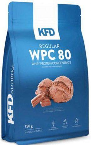 Протеин KFD Regular WPC 80 750 гр
