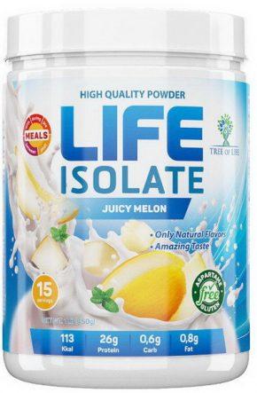 Протеин Tree of life LIFE Isolate 450 гр
