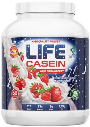 Казеин Tree of life Life Casein 1800 гр