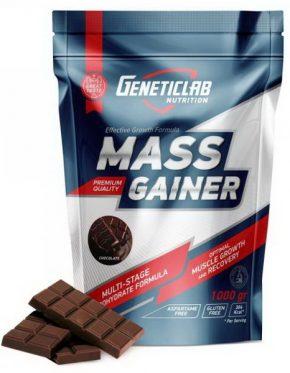 Гейнер Genetic Lab Mass Gainer 1000 гр