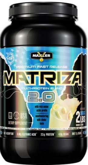 Протеин Maxler Matriza 2.0 900 гр