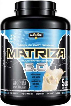 Протеин Maxler Matriza 5.0 2270 гр