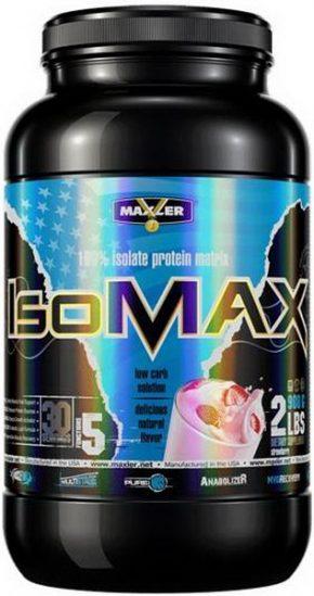 Протеин Maxler ISO Max 908 гр