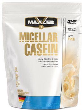 Казеин Maxler Micellar Casein 450 гр