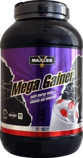 Гейнер Mega Gainer Maxler 4500 гр